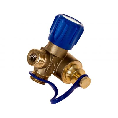 CNG Filling Valve - Tomasetto VM04 Russia VMAT 5412